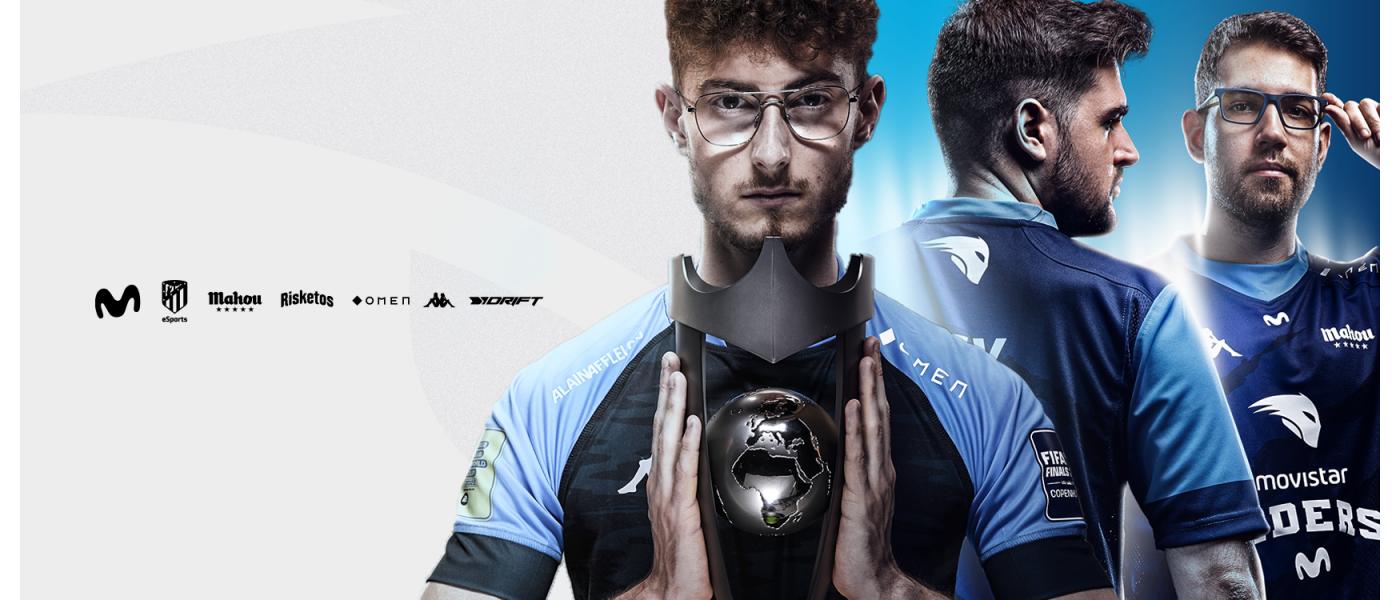 Movistar Riders Jugadores